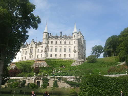 Dunrobin - the Disney Castle